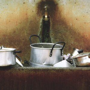 サイズの間違いで購入した鍋(32cm)がデカすぎるので1年半使ったのちに卒業を決定
